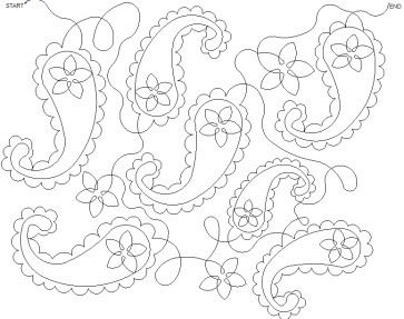 Paisley Simple